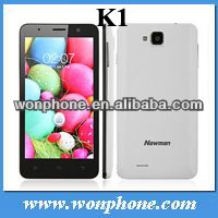 Best Price : Chinese Brand mobile phone Newman K1 Quad core smartphone 5.0'' cell phone