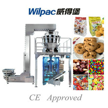 biscuit and candy full automatic packing machine