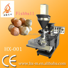 Commercial stuffed beef fish ball forming machine/fishball machine