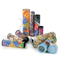 Funny Paper Kaleidoscope toys for kids gifts