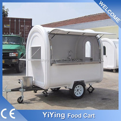 YY-FR220B popsicle ice cream cart used for sale