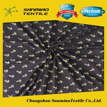 SANMIAO Brand stylish factory direct dots and heart printed denim WHCP-21