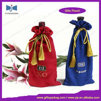 Directly factory wholesale winebottle bag