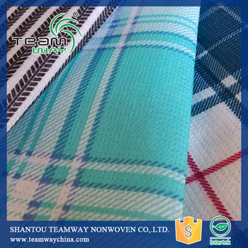Printing Service for 86'' PET Stitch Bond Fabric