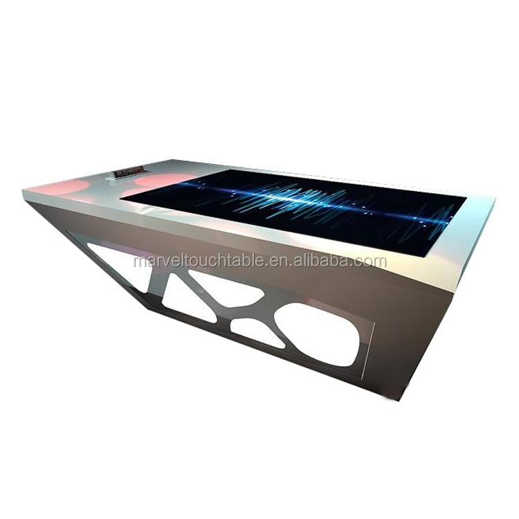 HD Capacitive interactive kiosk touch screen table monitor