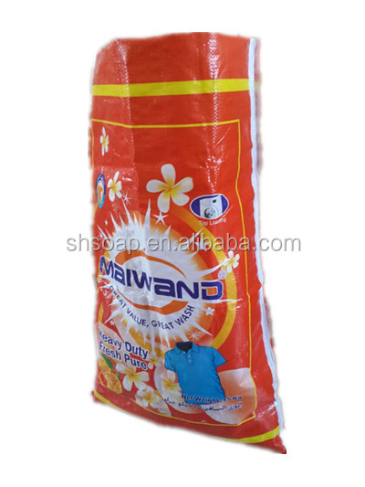 Maiwand Brand Cheap Detergent Washing Powder 15kg