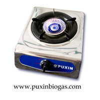 Portable cooktops energy saving biogas stove