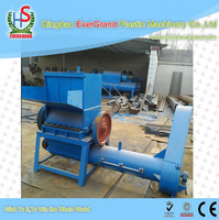 plastic bottle crusher for recycling line