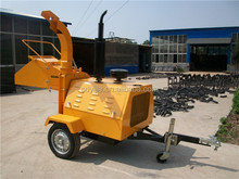 professional factory manufacture CE certificate farm machine wood chipper shredder
