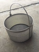 HOT Rectangular Stainless Steel Wire Mesh Basket