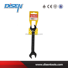 Double Open End Wrench Black Wrench With English Hangtag