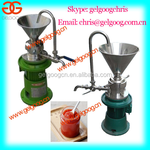 Home Use peanut butter colloid mill machine