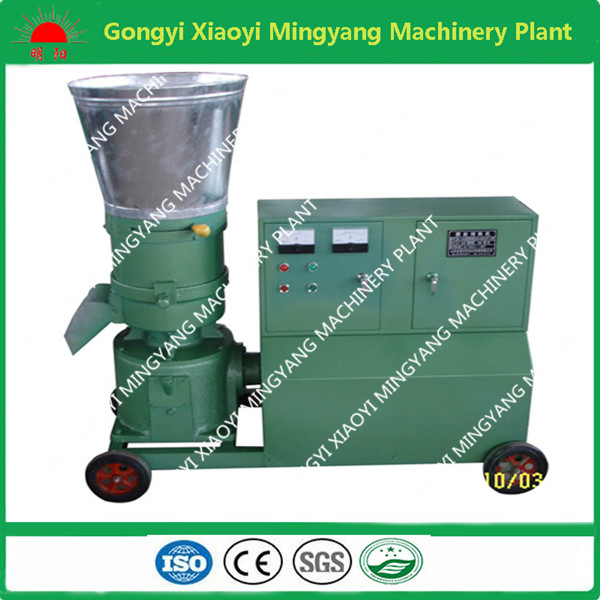 Manufactory outlet household and with CE small wood pellet mill