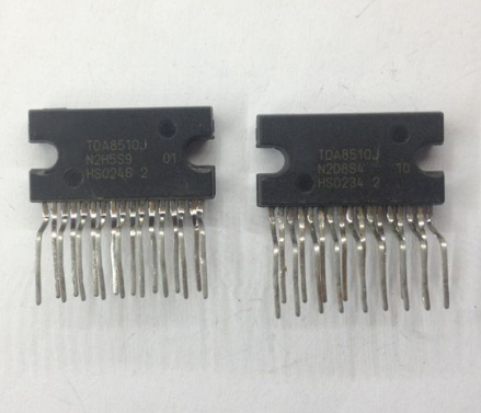 (tda8510j ic)TDA8510J TDA8510 power amplifier chip.