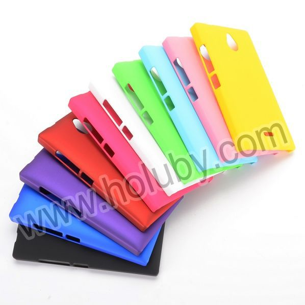 PC Hard Back Cover Oil Coated Case for Nokia X2 1013 Dual SIM