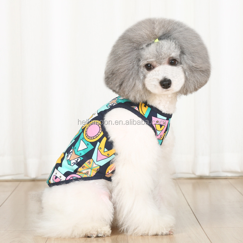Wholesale Very Inexpensive Medium-sized Japanese Summer Pet Dog Clothes