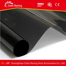 Automotive side windshield privacy protection 5%vlt film heat resistant window glass foil