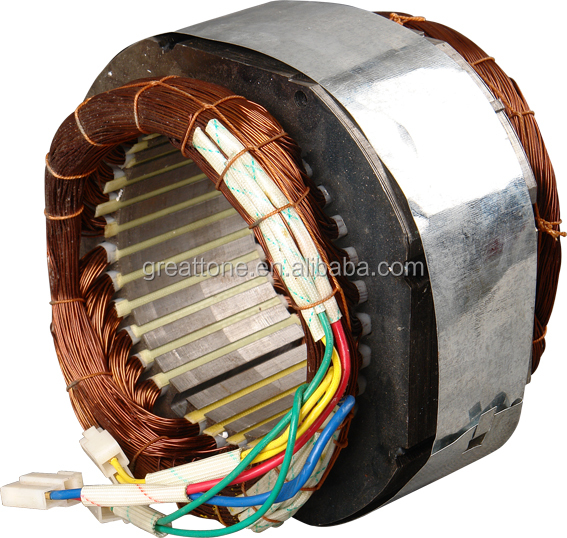 Stator and rotor for MZ166 166 2600 gasoline generator parts