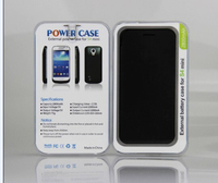 2800mAh Battery Power Phone Case for Samsung Galaxy s4mini