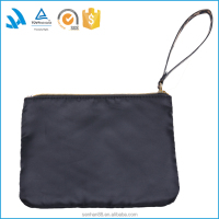 Factory direct sale wholesale printed polyester zipper animal promotional cosmetic bag