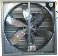 industrial outdoor exhaust fan and specification