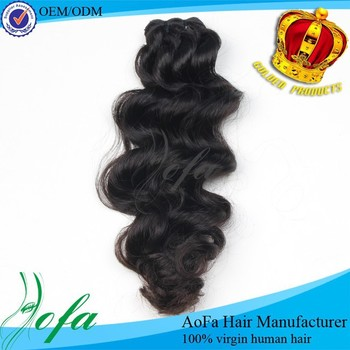 Natural 100% human cheap virgin extension brazilian body wave hair