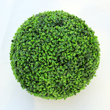 hot selling customized topiary artificial grass ball for art decor