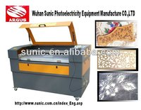 Laser Tube SCU1318 CO2 Laser Cutting And Engraving Machine For Clothing