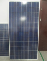A Cheap grade cell 140w pv solar energy panels with high efficiency
