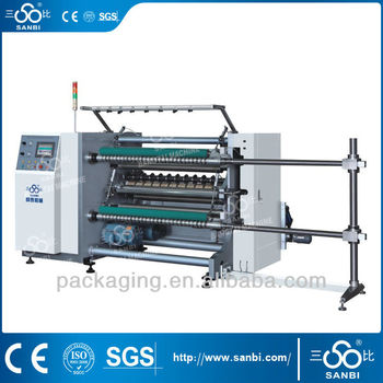 BTM COMPUTER HIGH-SPEED AUTOMATIC SLITTING MACHINE