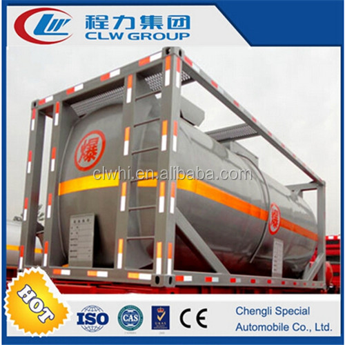 Sulfuric Acid Storage Tank Containers/iso Tank Container