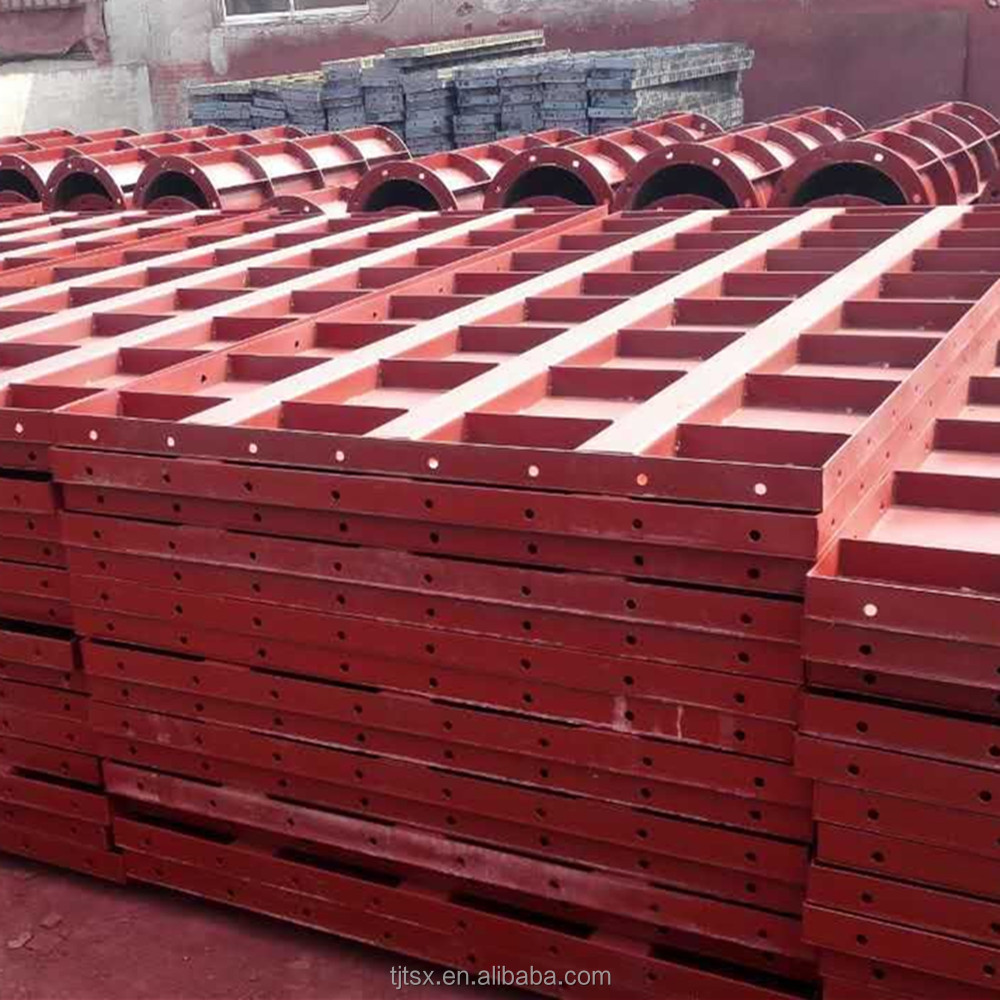 TSX-FS2024 Factory Price Construction Formwork System/Construction Formwork Molds, Slab Panel Concrete Building Formwork