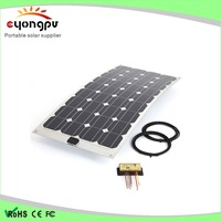 Solar Module High Efficiency for 12V Home Battery