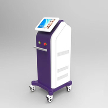 755/808/1064nm combinaison 808nm diode laser hair removal machine avec grande taille spot
