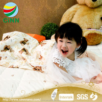 Luxury high end poly-cotton Jacquard & embroidery child bedding