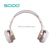 3.5mm audio jack bluetooth headset,can be a loudspeaker