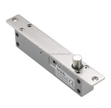 12V faile secure Electric Drop Bolt Lock with Auto lock and timer