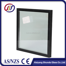 Beijing Haiyangshunda double pane thermal tempered glass doors/double tempered glass