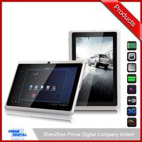 cheapest 7 inch android 2.2 via 8650 mini laptop notebook