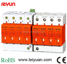 Power supply surge protection device