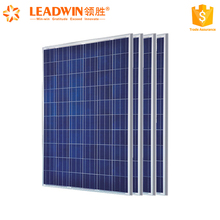 High efficiency 1500v Poly Solar Panel 275W 60 cells for Home Save Your Power