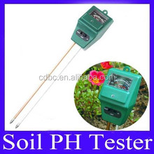3in1 Plant Flowers soil PH tester Moisture Light Meter digital PH tester meter