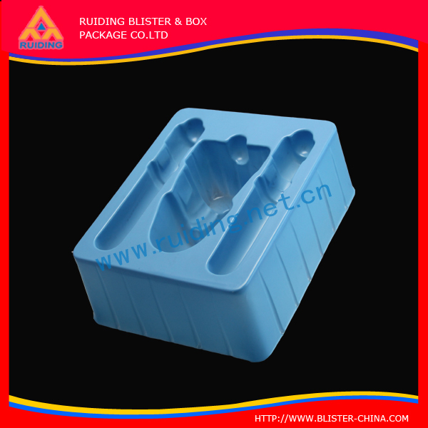 manufacture Customized Design Pvc Plastic Seeding Planting Tray