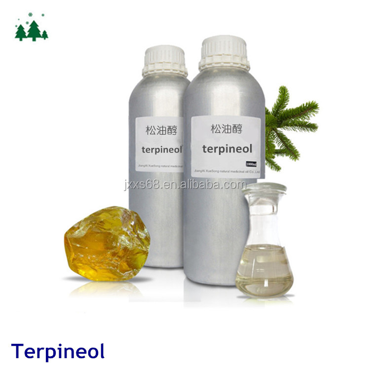 High Content Terpineol Oil MSDS in Industrial Usage