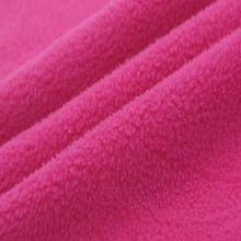 2018 Home textile sell well new type polar fleece fabric 100% polyester thick fleece blanket fabric