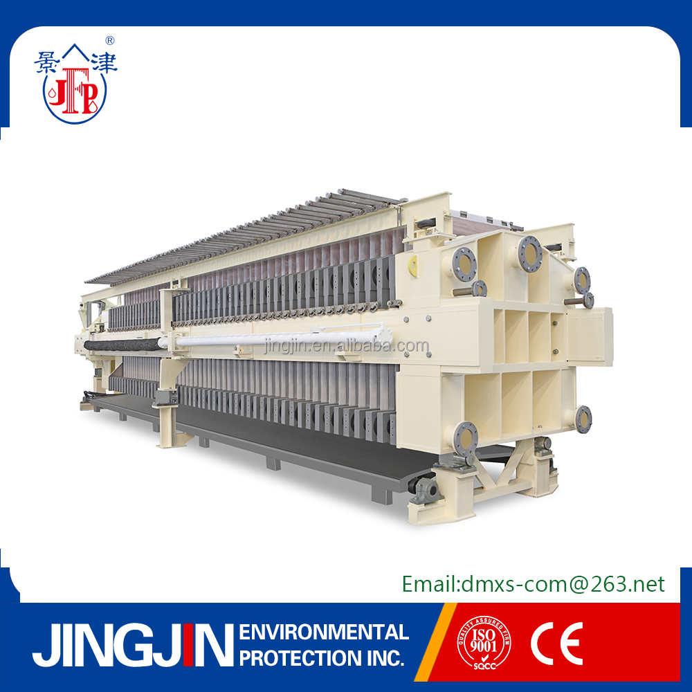 Jingjin Oil Press Filter Press Machine