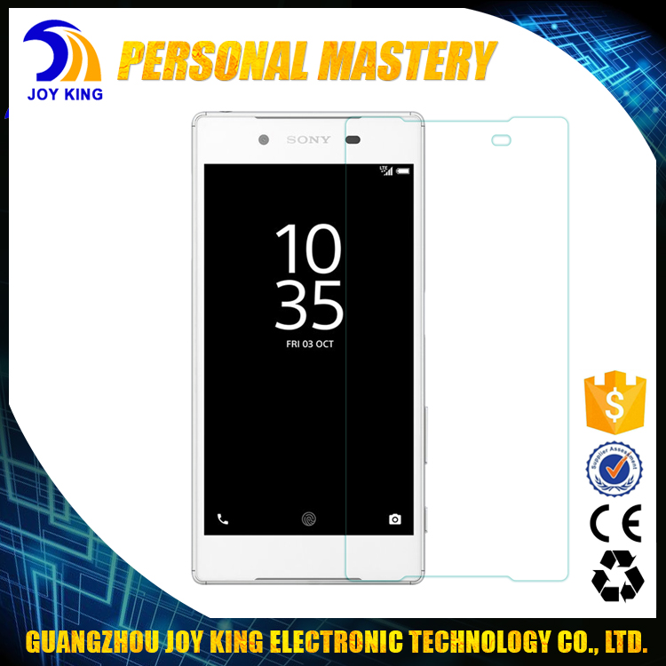 New 9H 2.5D High quality High clear LCD film Tempered Glass Screen protector For Sony Xperia Z5 mini