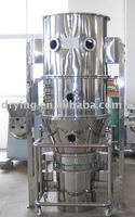 capsule filling fluid bed dryers
