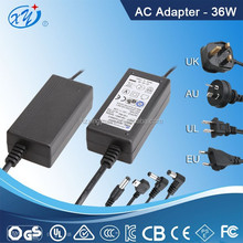 Chinese CE CUL Switching AC Desktop Power Adapter