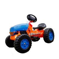 Four Wheels Electric Ride On car For Big Kids playing outdoor